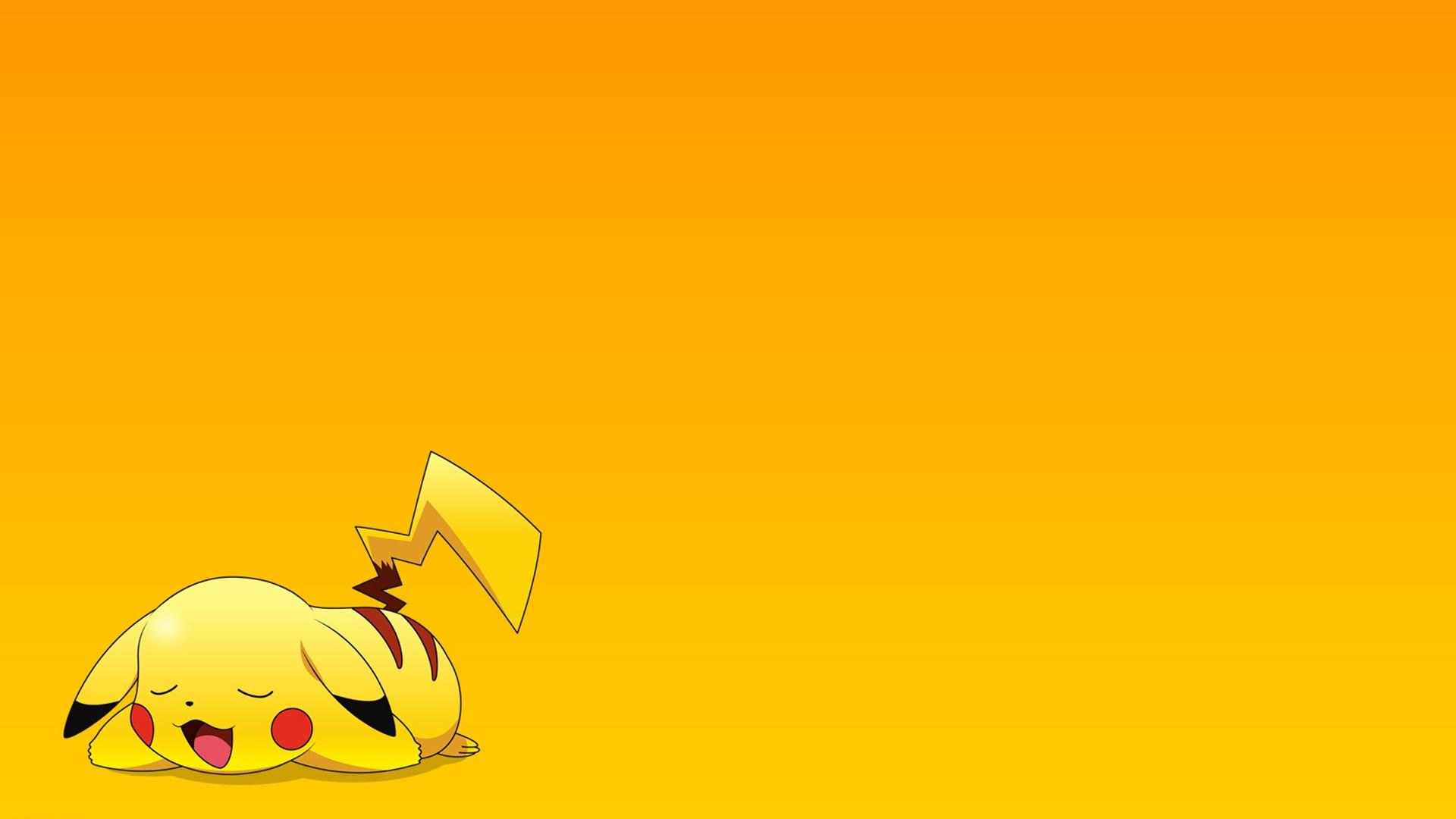 Download Pikachu Wallpaper Hd 1920x1080 124062 Full Size DesktopAS 1920x1080