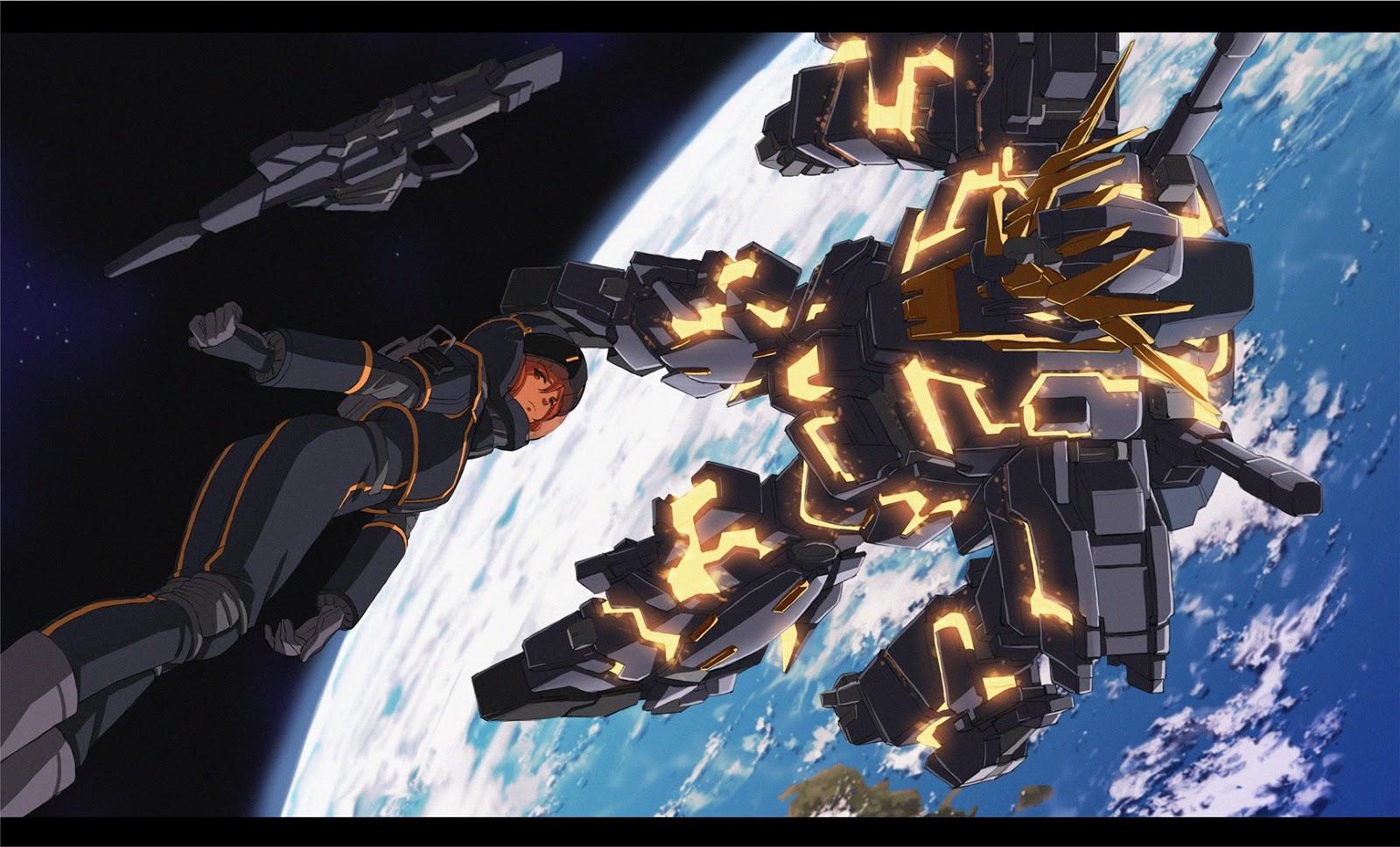 RX 0 Gundam Unicorn 02 Banshee and Marida Cruz Wallpaper   Gundam Kits 1600x968