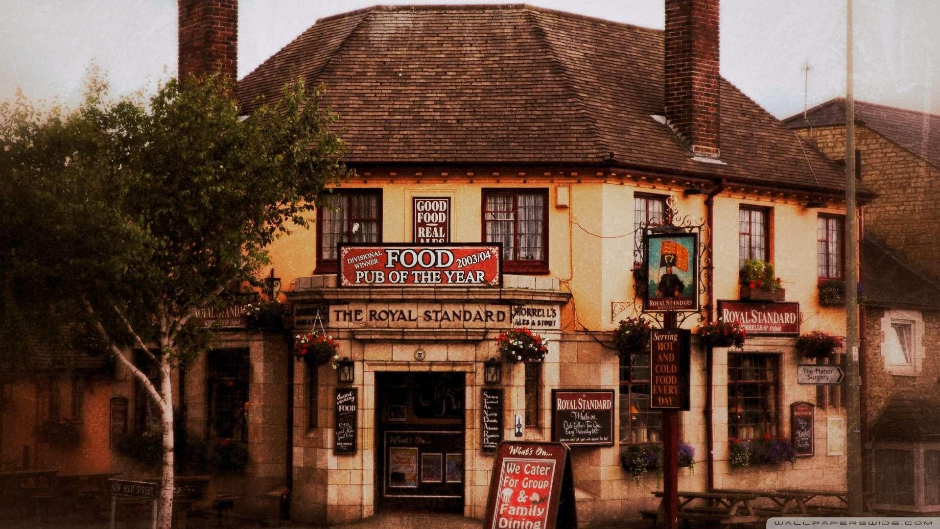 Wallpaper Old English Pub Wallpaper 1080p HD Upload at February 26 1920x1080