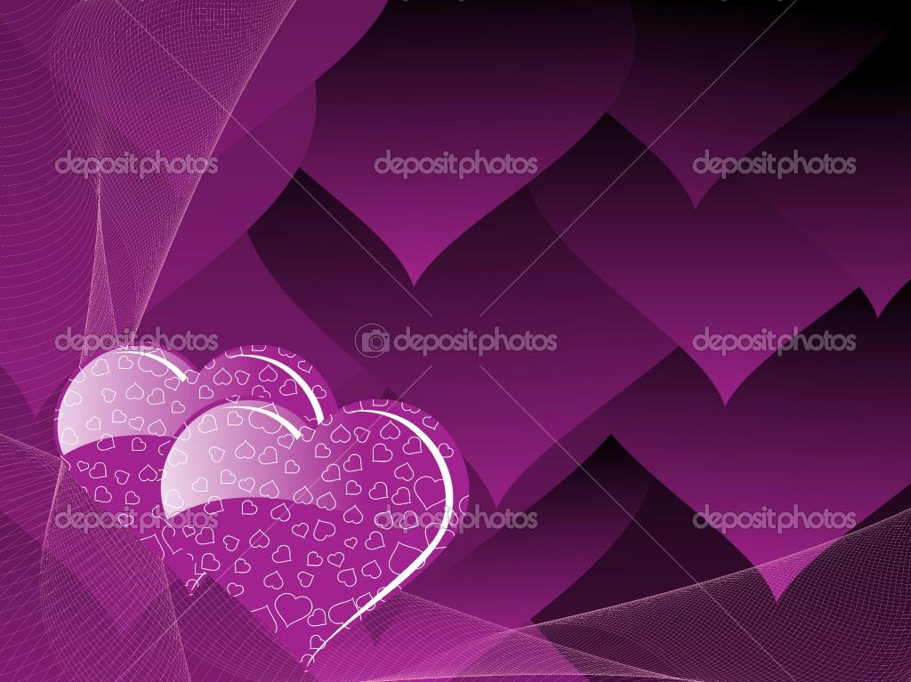 Purple Love Wallpaper: Love Purple Wallpaper