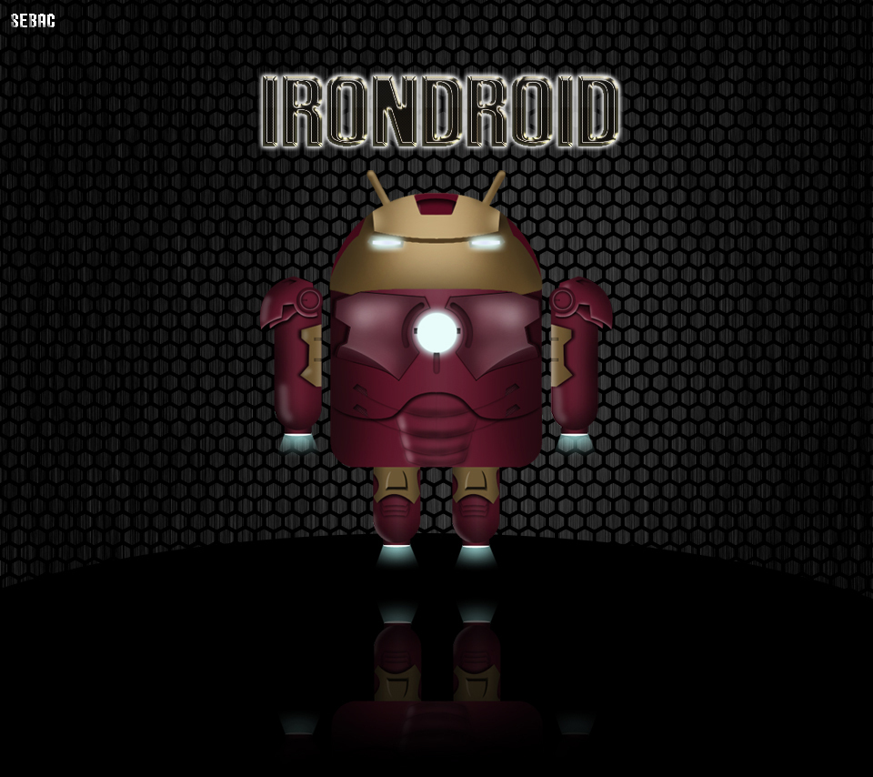 view bigger iron man wallpaper full hd for android screenshot Car 960x854