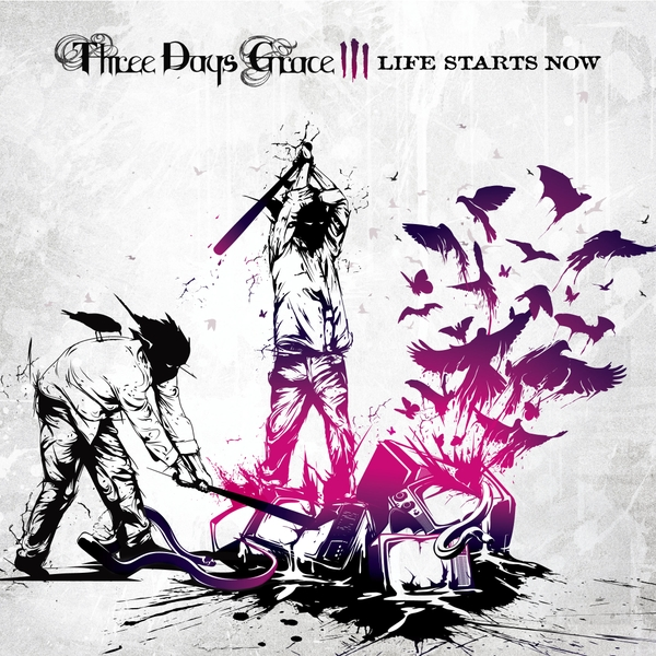 Three Days Grace three days grace Life Wallpaper Desktop 600x600