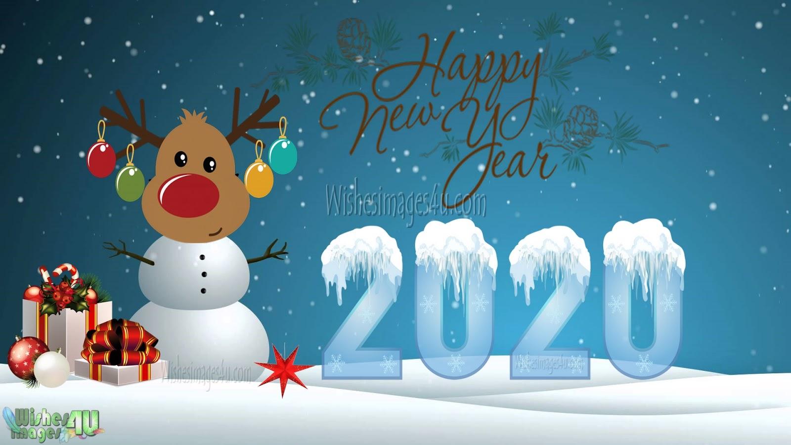 Free download Happy New Year 2020 1080p Full HD Wallpaper ...