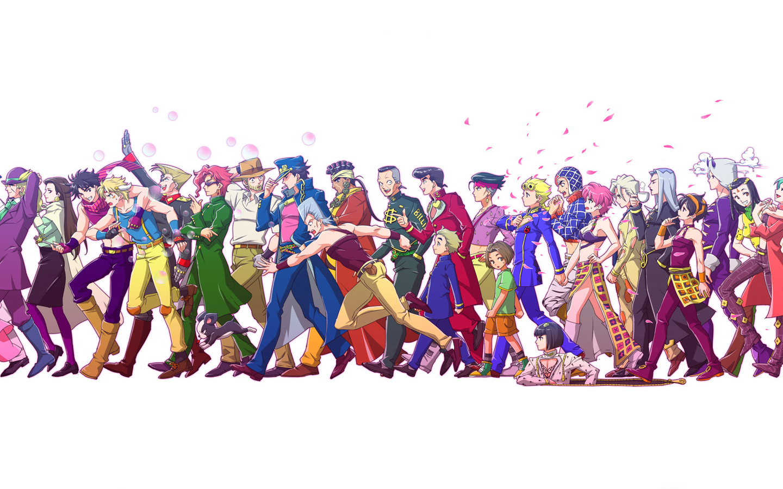 jojos bizarre adventure manga anime HD Wallpaper   Anime Manga 1440x900