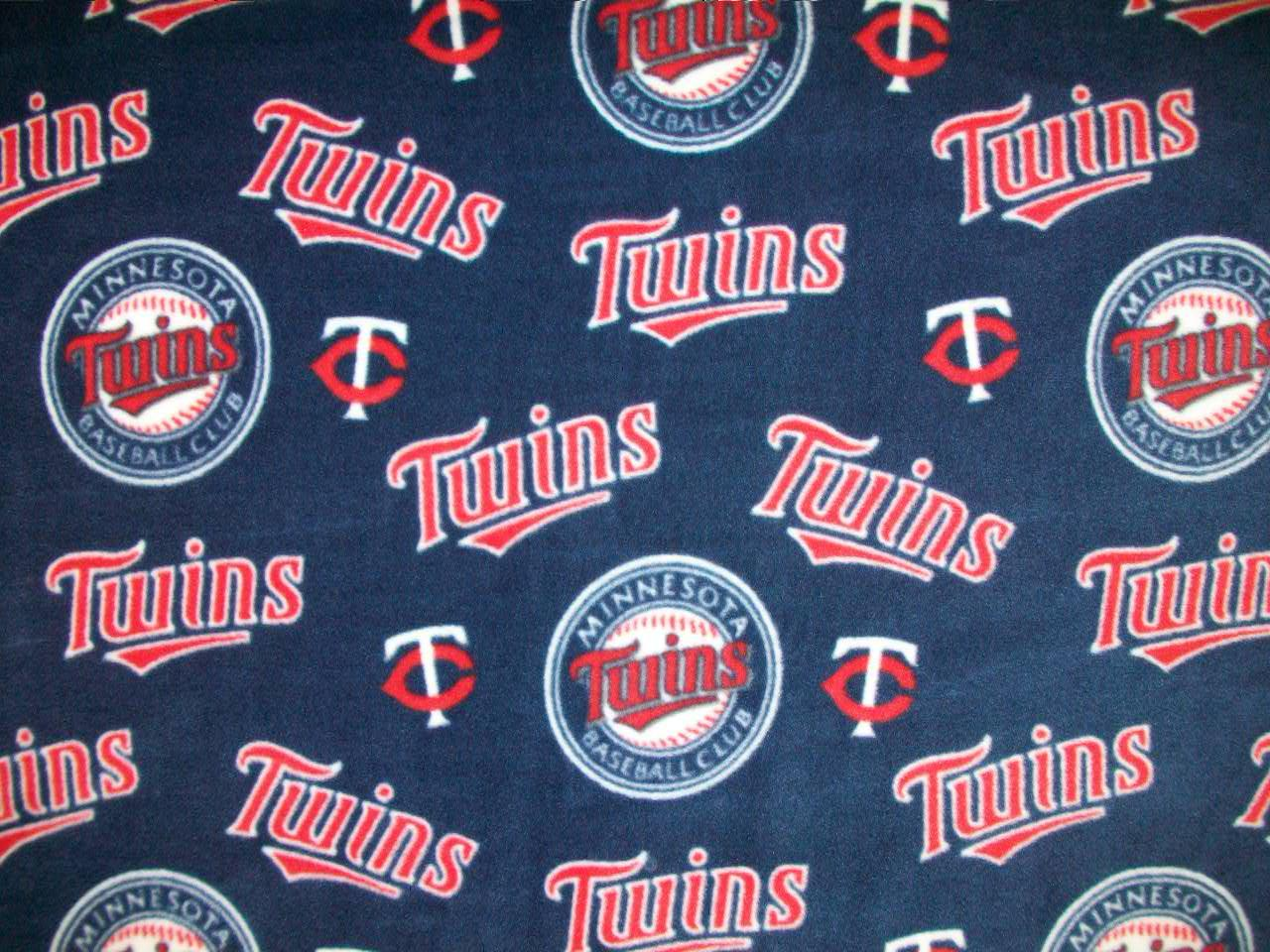 Mn Twins Wallpaper Minnesota twins fleece 1280x960