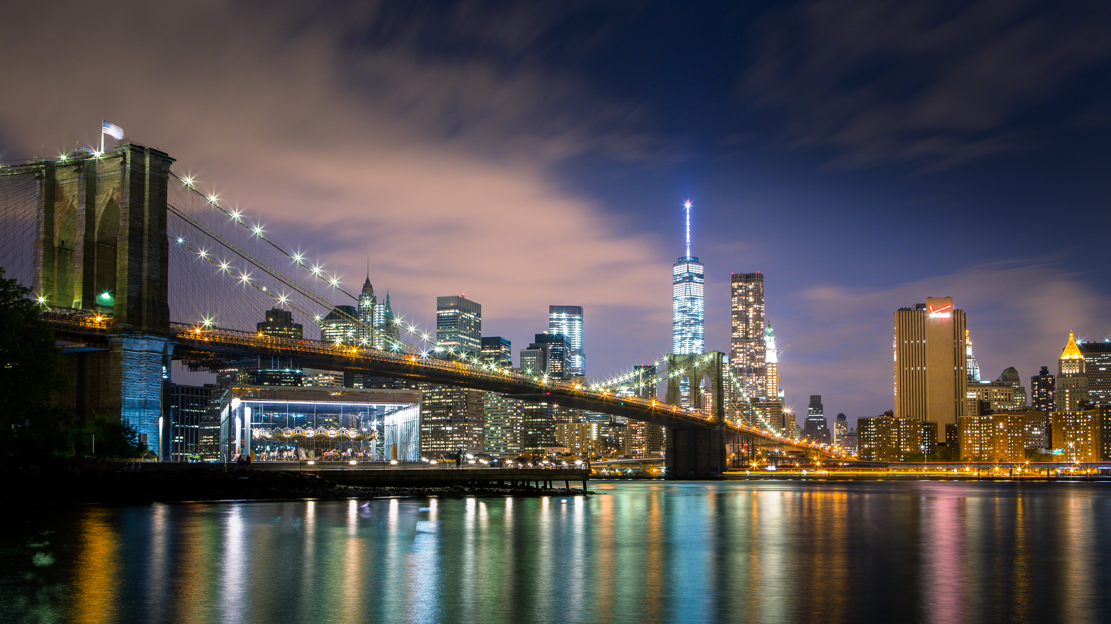New York 4k Ultra HD Wallpaper and Background 3840x2160 3840x2160