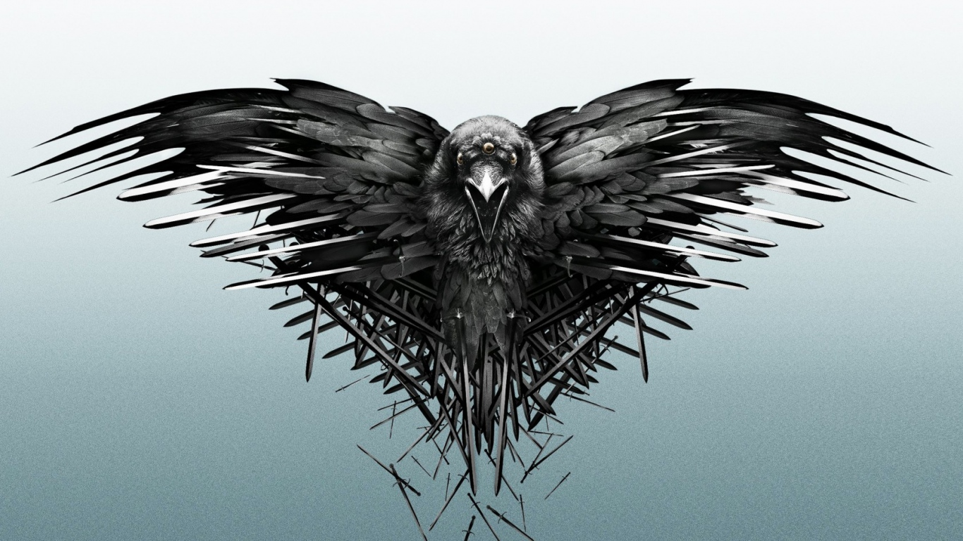 1366x768 Wallpaper game of thrones crows lena headey peter dinklage 1366x768