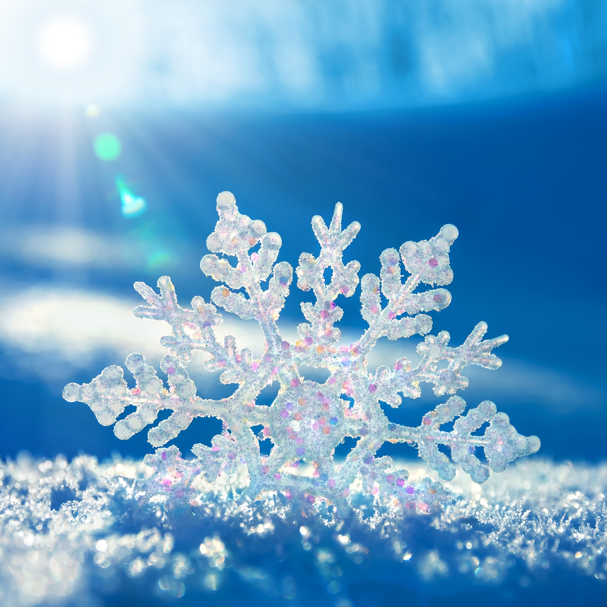 Snowflake [iPad] 20482048 Wallpapers for iPad 2048x2048