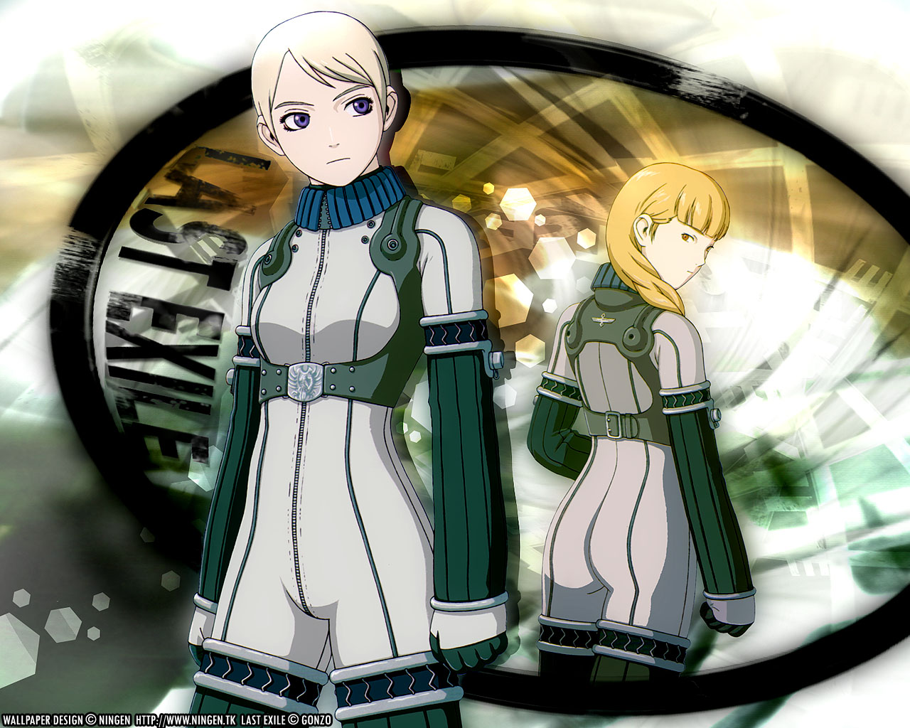 Anime Last Exile Wallpaper 1280x1024 Anime Last Exile 1280x1024