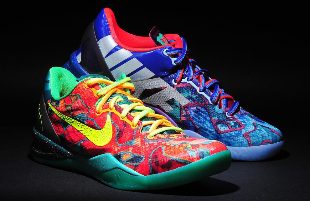Nike Kobe 8 What The Kobe wallpaper 234909 990x644