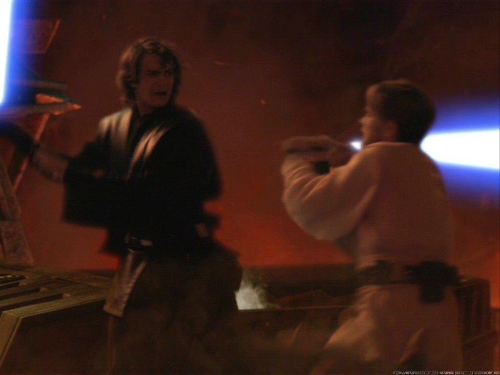 obi wan kenobi and Anakin skywalker obi wan kenobi and anakin 1024x768