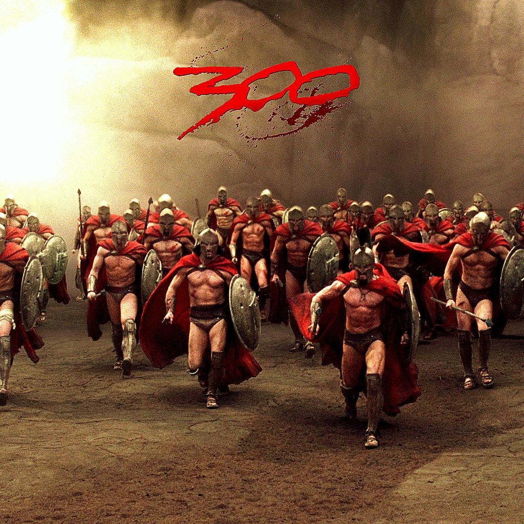 300 Movie Desktop Wallpaper
