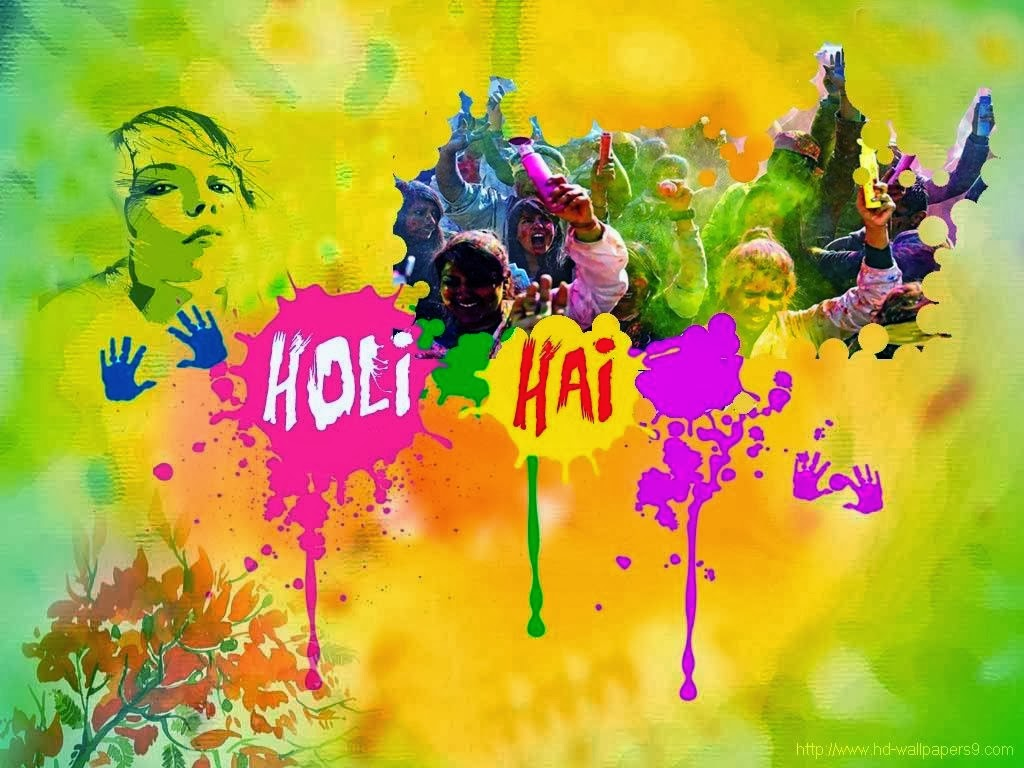 Cute Holi HD Wallpapers Download 2014 1024x768