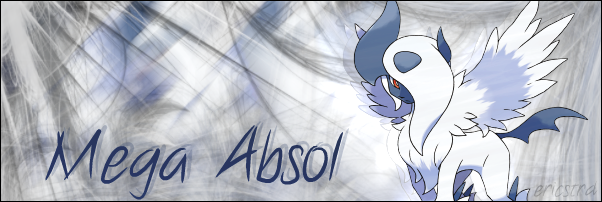 Mega Absol Signature by ericstrd 602x202