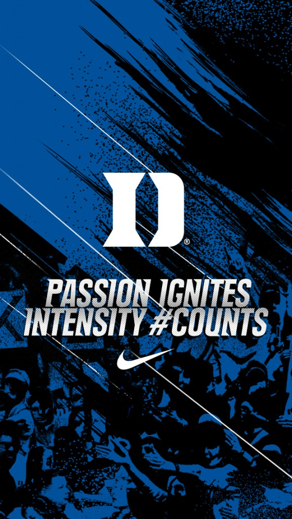 Duke Blue Devils Chrome Themes Desktop Wallpapers More 577x1024