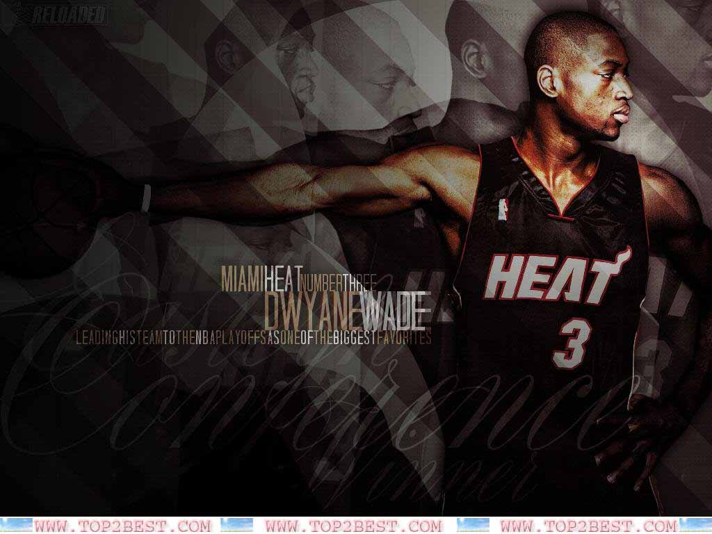 Dwyane Wade HD Wallpaper 1024x768