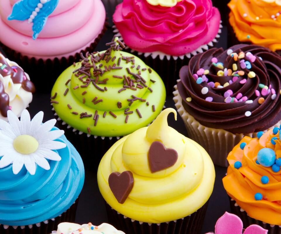 Cupcake Wallpaper: Cupcake Wallpaper For Phones