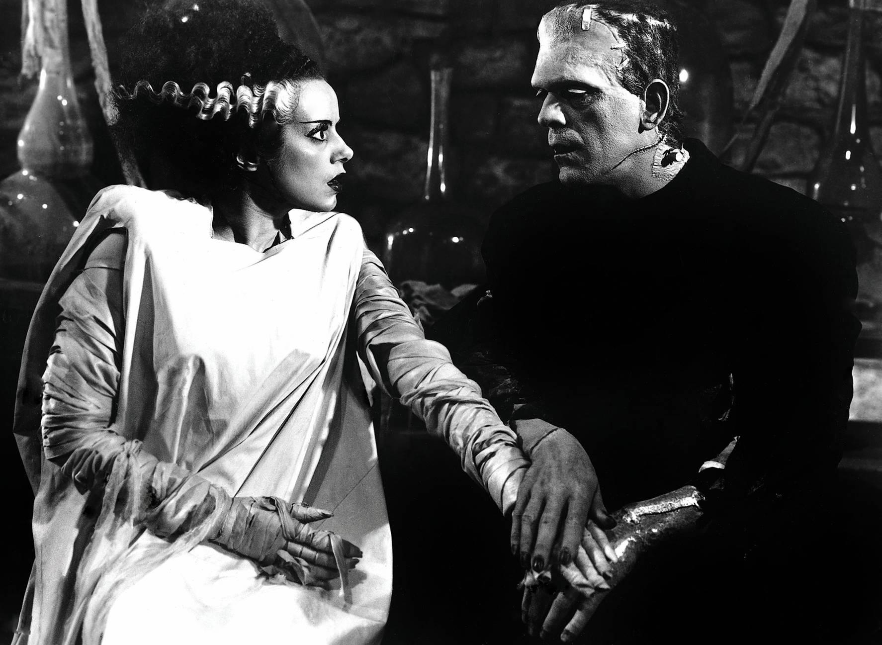 Stills   Bride of Frankenstein Photo 19762017 1774x1297