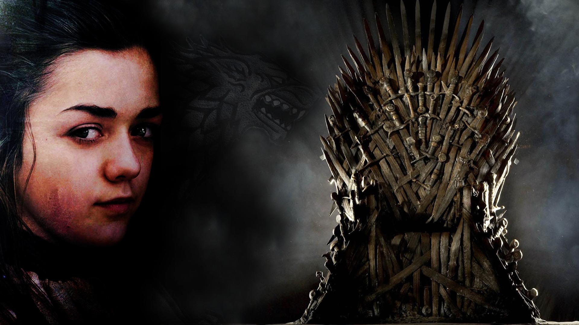 Arya Stark Game Of Thrones Wallpapers Random Celebs 1920x1080