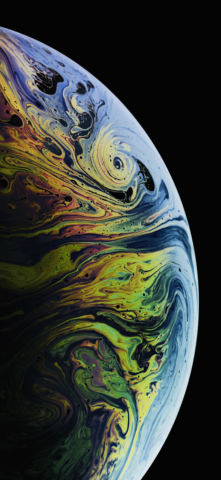 26 Iphone Xs Max Earth Wallpapers On Wallpapersafari