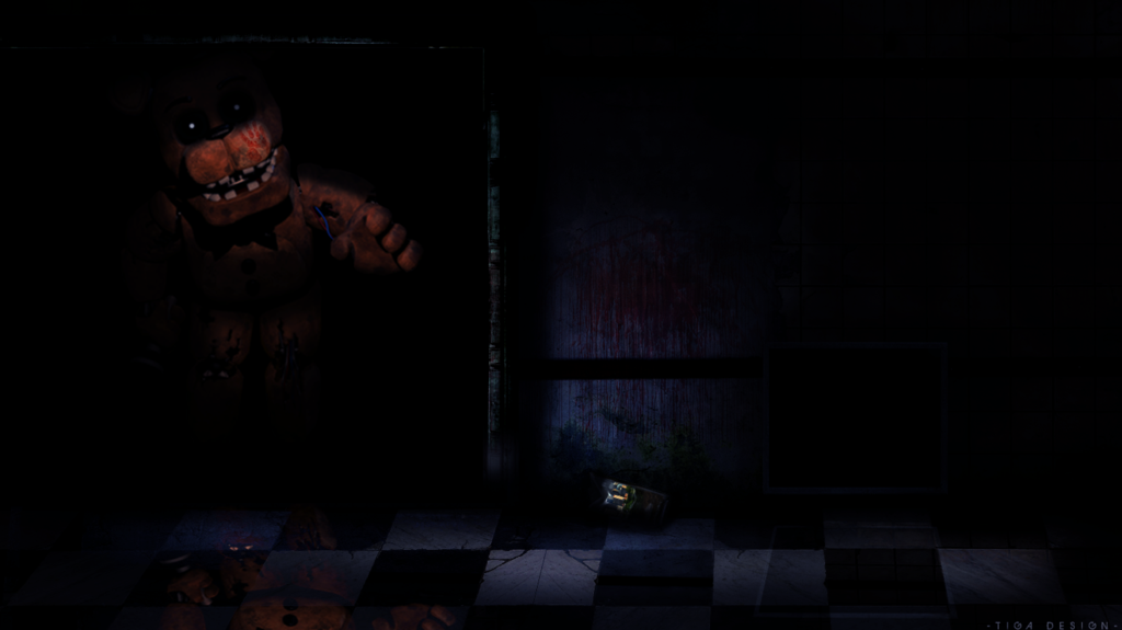 FNAF] Are you ready for Freddy by Tiga1122 1024x575