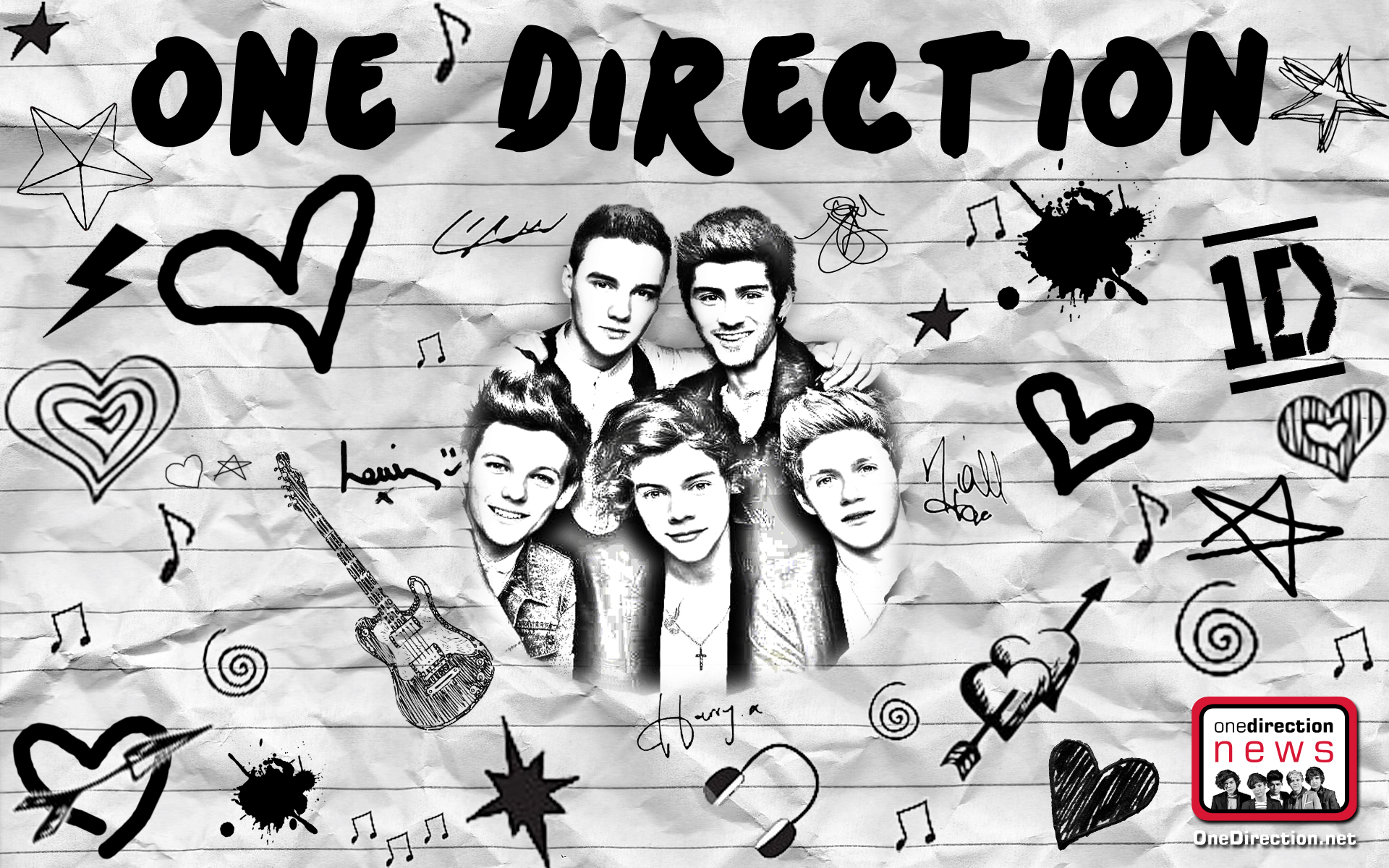 One direction background pictures impremedia one direction pictures wallpapers source 1024 x 768 1152 x 864 1280 x 800 1280 x 1024 1440 x 900 1920 voltagebd Choice Image