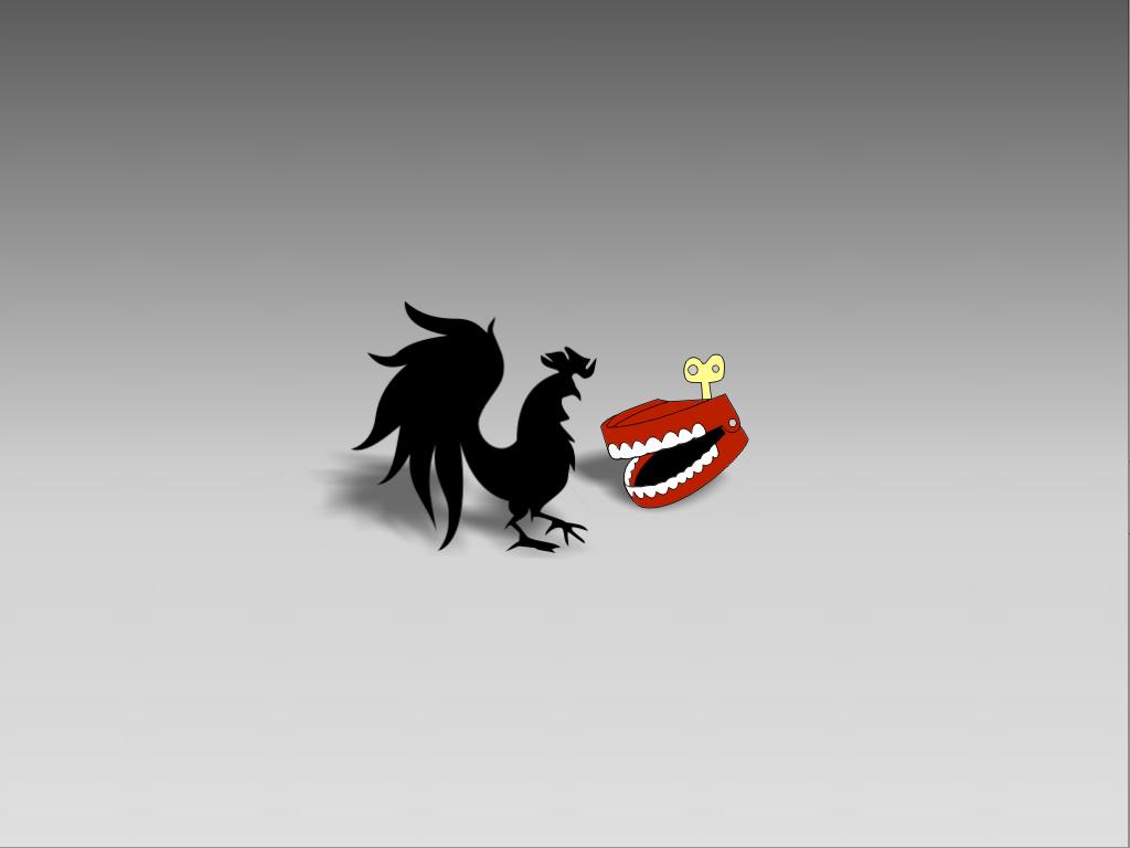 rooster teeth by Daniel OZZY 1024x768