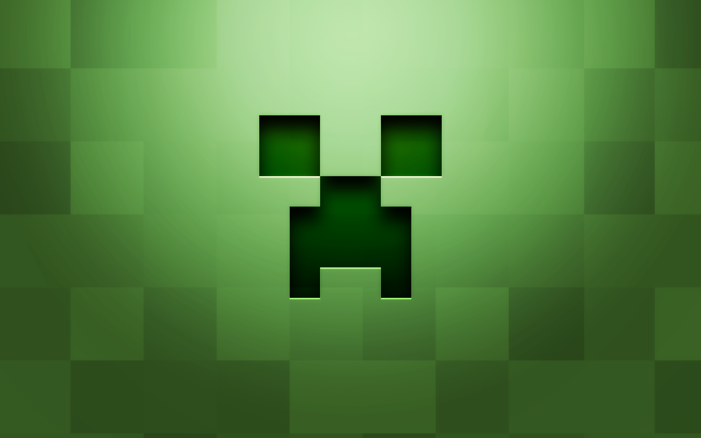 Minecraft Creeper Wallpaper 30 Background Pictures 2880x1800