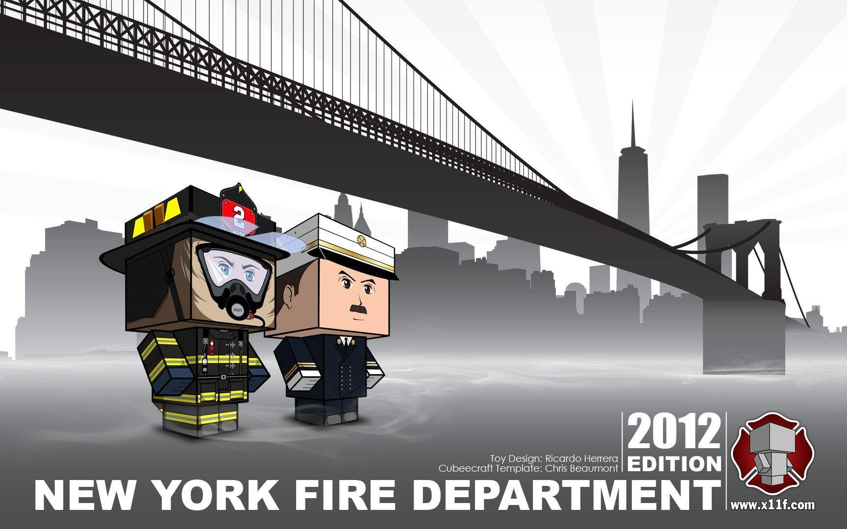 FDNY Wallpapers 1728x1080