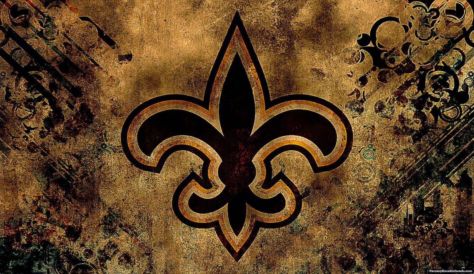 New Orleans Saints wallpaper HD background New Orleans Saints 1596x924