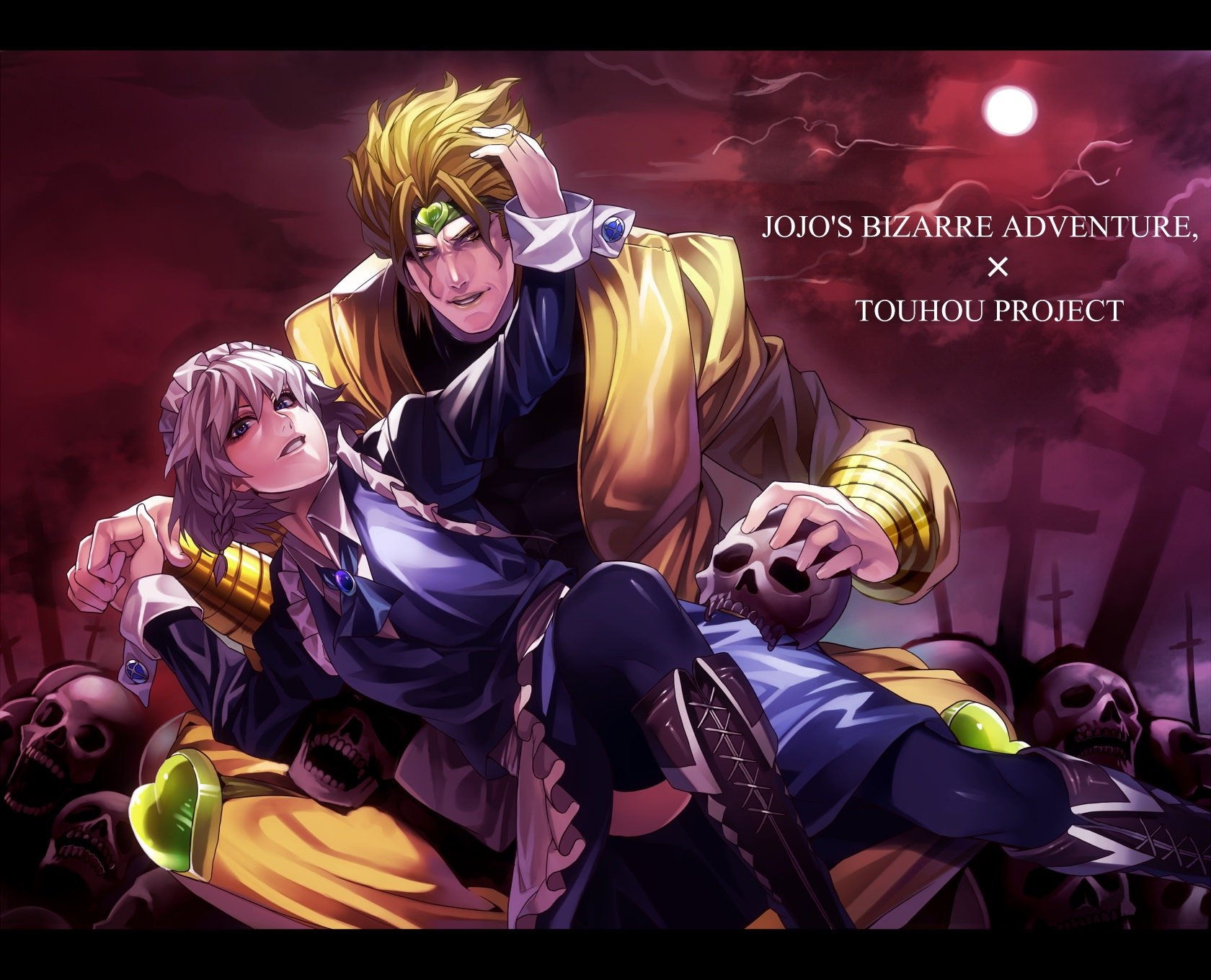 Posted 10 months ago Size 1680 x 1360 Tags jojos bizarre adventure 1680x1360