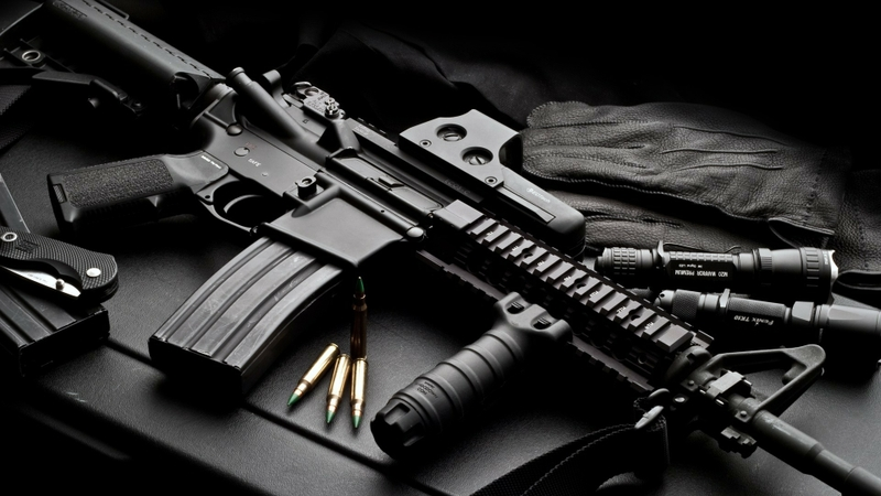 AR 15 ammunition ar15 weapon 1920x1080 wallpaper Weapons Wallpaper 800x450