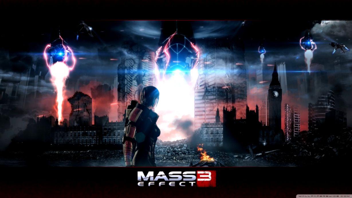 57 Mass Effect 3 Desktop Background On Wallpapersafari