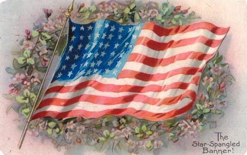 waving american flag clip art American Flag Clip Art 504x317