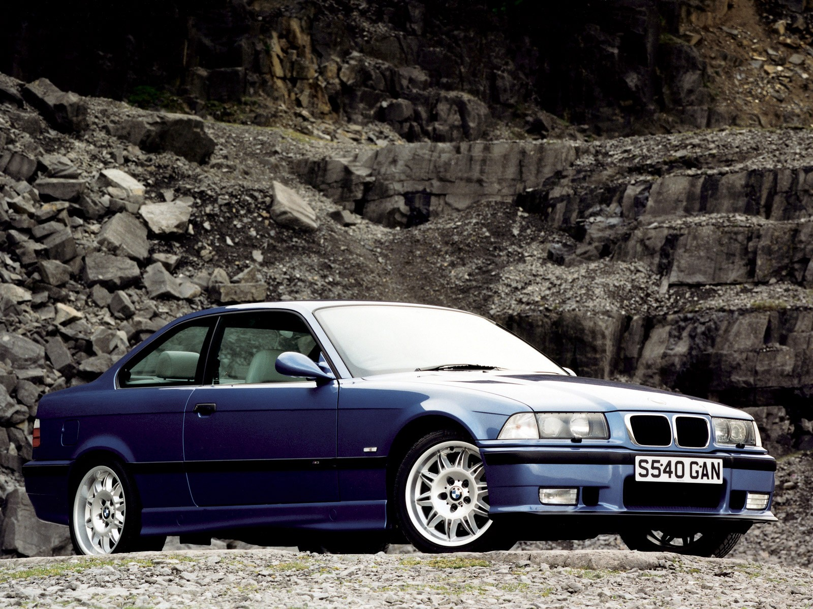BMW M3 Coupe UK spec E36 Wallpapers Car wallpapers HD 1600x1200