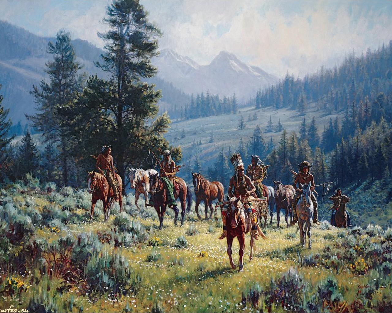 44 Native American Screensavers And Wallpaper On Wallpapersafari
