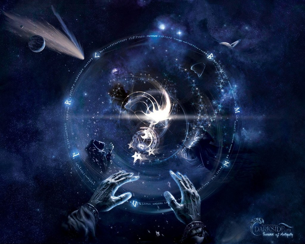 Wizard images mystical free wallpapers wallpapersafari - Mystical background pictures ...