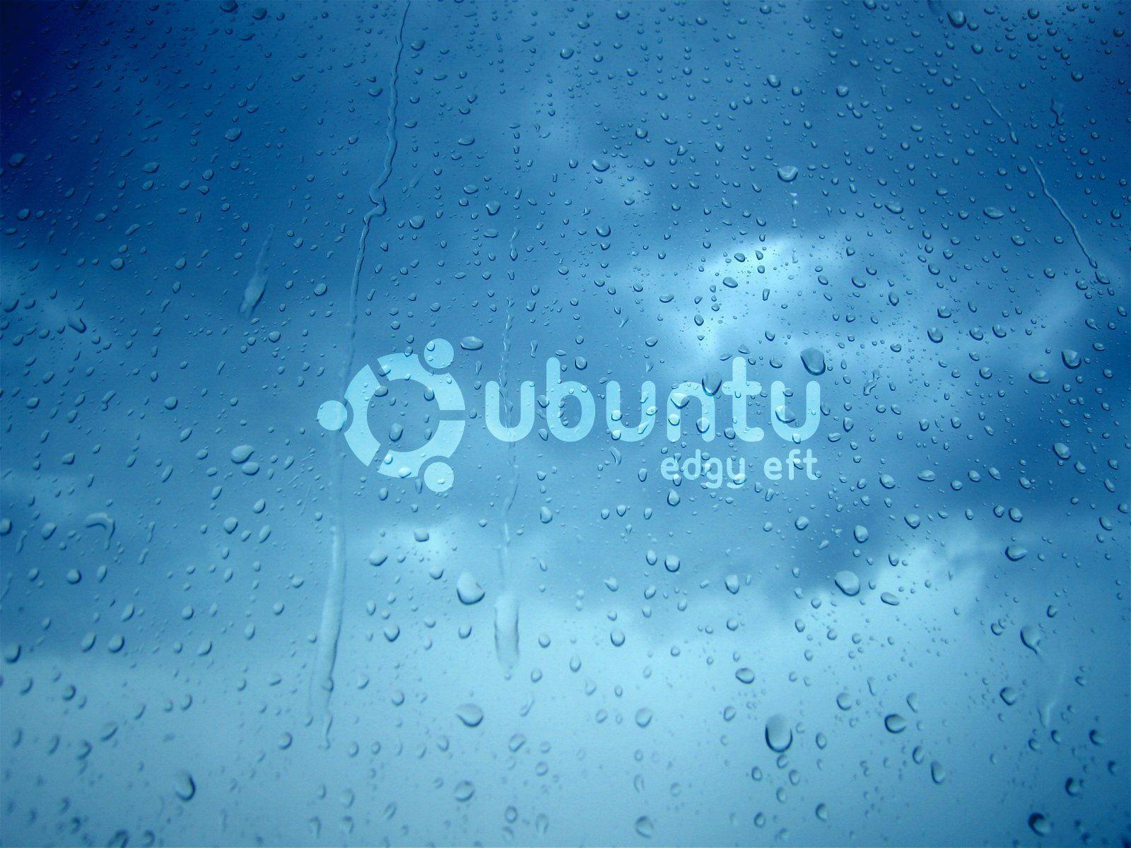 Ubuntu Blue Wallpapers 1600x1200