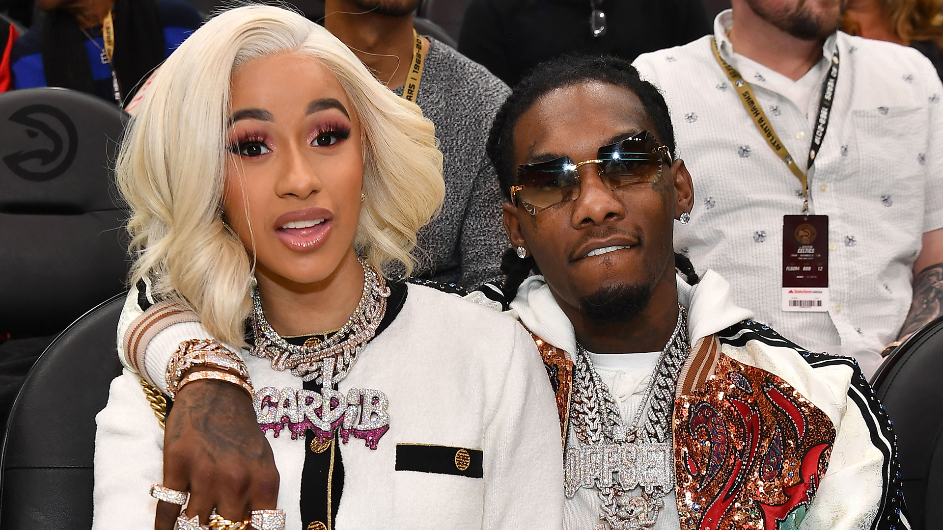 Cardi B Offset Back Together After Breakup Cardi B Offset 1920x1080