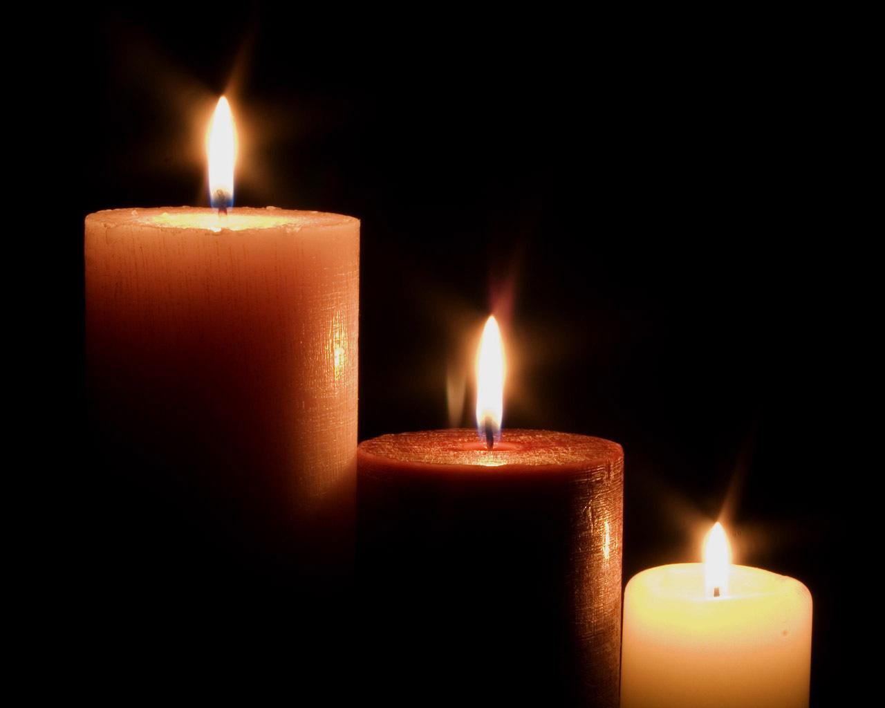 Candle wallpaper   Candles Wallpaper 4091186 1280x1024