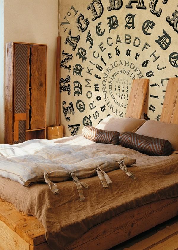 cool bedroom wall decorating ideas 600x842