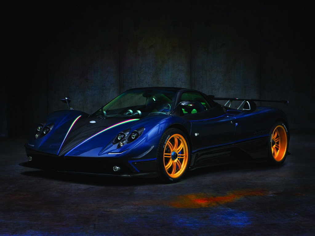Pagani Zonda Wallpaper for Android   Android Live Wallpaper Download 1024x768