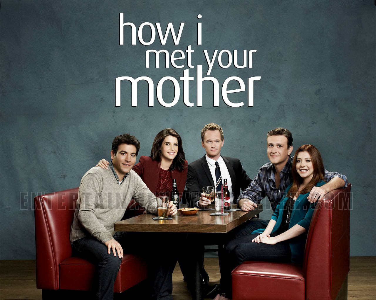 How I Met Your Mother Wallpapers Just Good Vibe 1280x1024