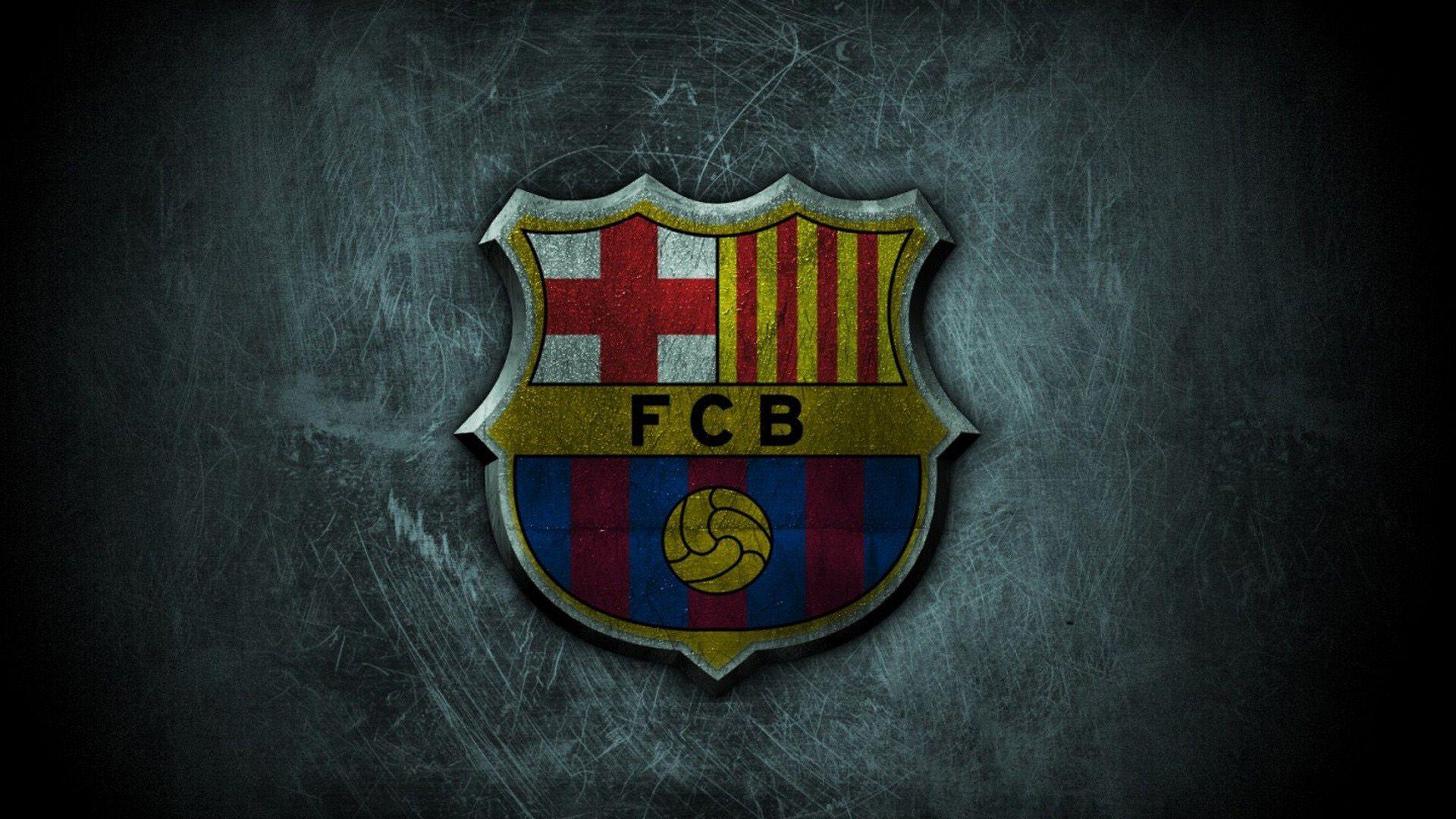 Barcelona Logo 2015 Wallpapers 1920x1080