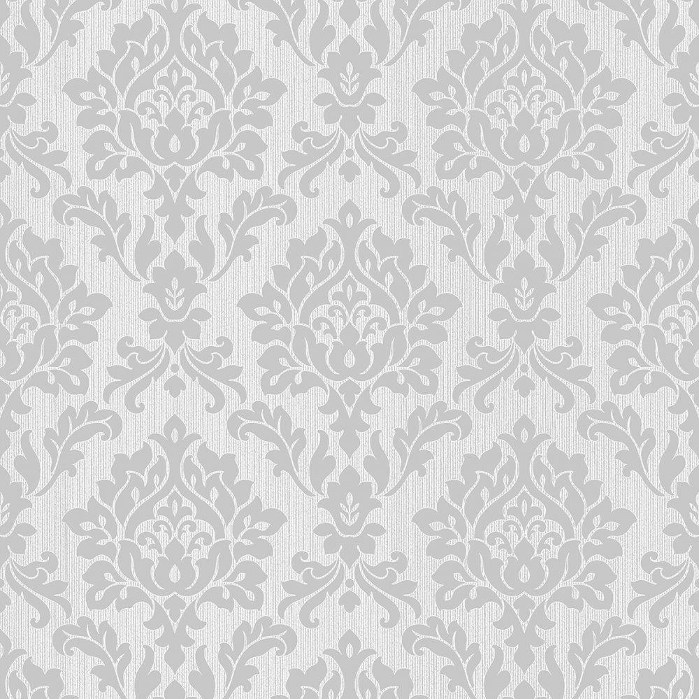 Damask Wallpaper Silver FD40625   Fine Decor from I love wallpaper 1000x1000