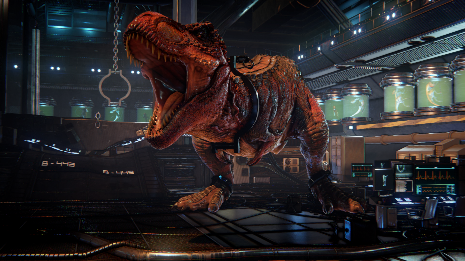Sony announces Primal Carnage Genesis for PS4   Lightning Gaming News 1920x1080
