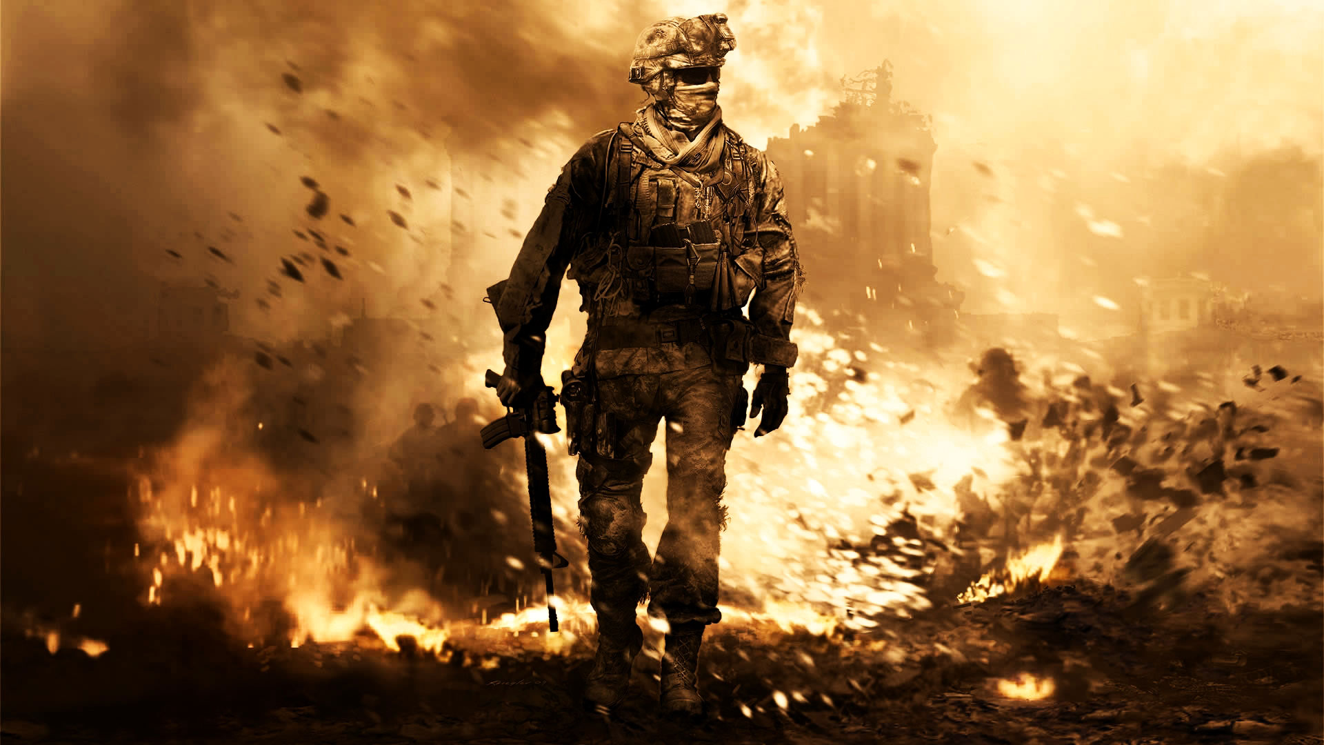 Modernwarfare Vietnam War Widescreen Wallpaper Full HD Wallpapers 1920x1080