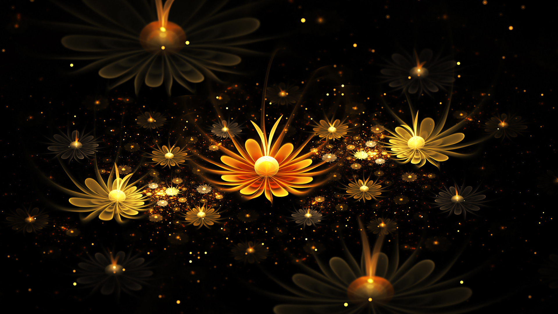 3D Flower Wallpapers for Desktop - WallpaperSafari