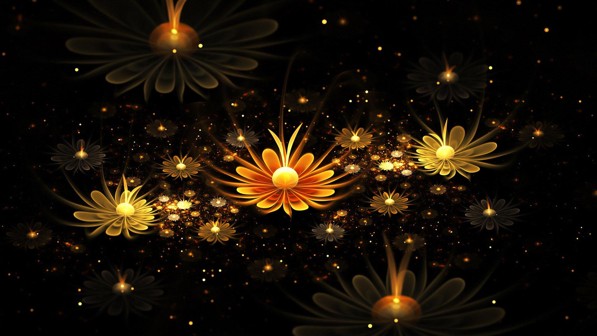 3d flower wallpapers for desktop wallpapersafari