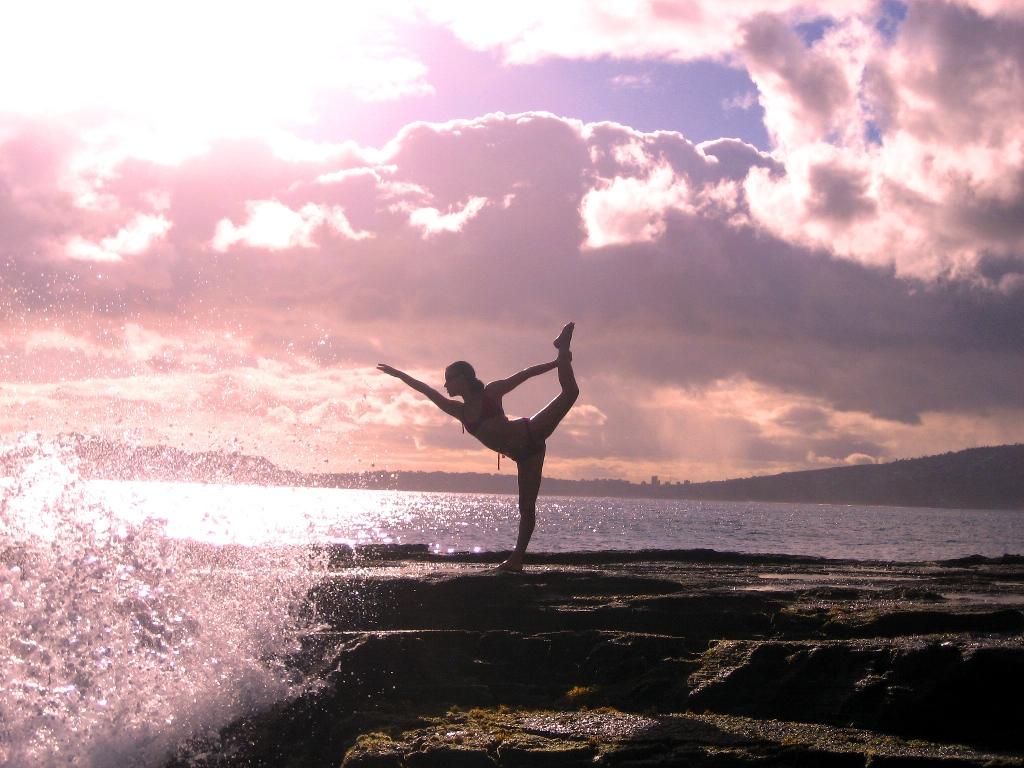 Yoga Wallpaper Wallpapersafari
